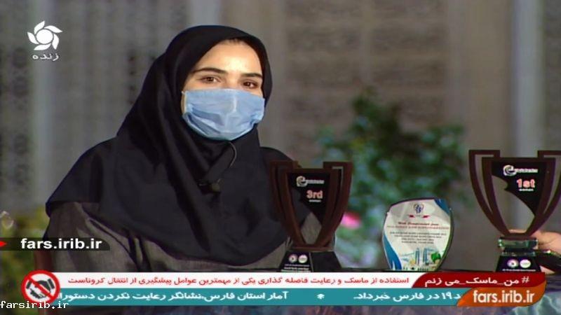 فارسی ها نخستین مدال آوران طناب زنی ایران