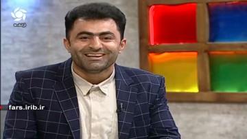 فینالیست فارسی عصر جدید در برنامه دلگشا