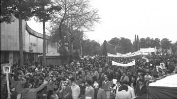 گذری بر انقلاب - شیراز