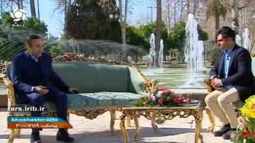 خاطره محمد گلریز  از دیدار با امام خمینی(ره)