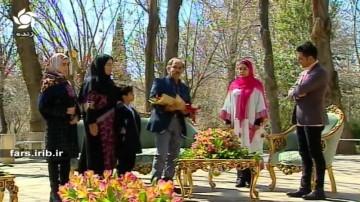 شگفتانه بازیگر شیرازی در خوشا شیراز