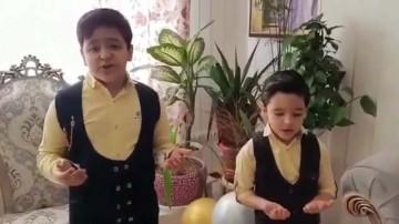 همخوانی دانش آموزان شیرازی