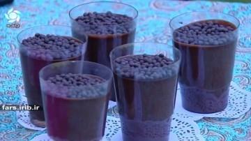 موس شکلاتی لیوانی