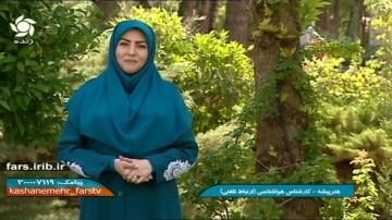 وضعیت آب و هوای شیراز