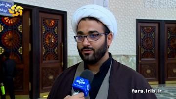 گزارش  شب بیست و یکم ماه مبارک رمضان