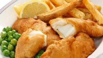 بُنیه مرغ یا ماهی و سبزیجات