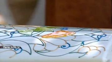 ویترای روی گلدان پلاستیکی - 3