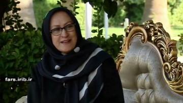 ماجرای بازیگر شدن خانم امیرجلالی