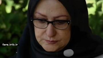 گریه مریم امیرجلالی برای فتحعلی اویسی