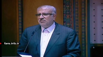 صحبت های وزیر نفت درباره فارس