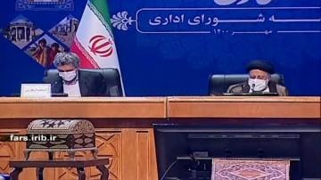سخنرانی استاندار فارس