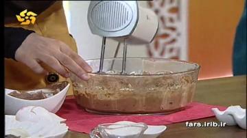کیک شکلاتی بدون گلوتن