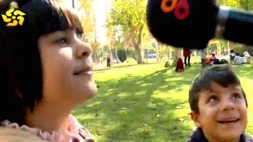 کودکان شیراز