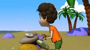 جزیره چالاک - قسمت هفدهم