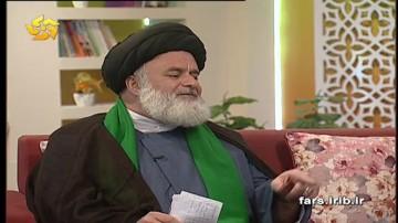 حجت الاسلام وزیری در کاشانه مهر