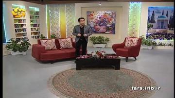 گفت و گو با خواننده محبوب شیرازی و اجرای قطعه لبخند در کاشانه مهر (نوید نیک کار )