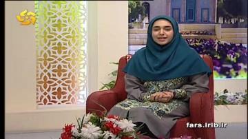 ارتباط تلفنی با همسر شهید ( سردار عبدالله اسکندری ) از شهدای مدافع حرم