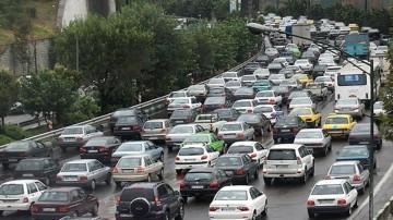 ترافیک شهری شیراز