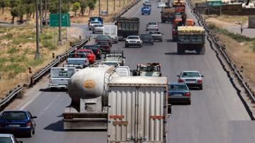وضعیت جاده کمربندی شیراز