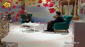 آقای ابراهیمی مبارز انقلابی