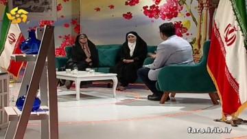 گفتگوی خواهران مرادی در ماه بهمن