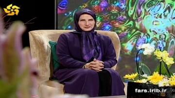 گفتگوی زهرا سعیدی در برنامه خوشاشیراز