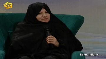 همسر شهید سید محمد کدخدا