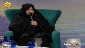 همسر شهید سید محمد کدخدا قسمت دوم