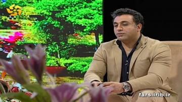 قسمت اول گفتگوی حسین میری در برنامه خوشاشیراز