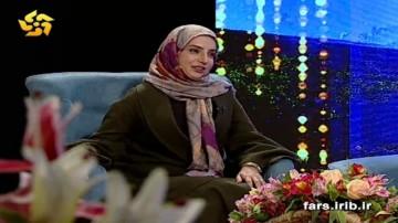 شبنم قلی خانی در برنامه خوشاشیراز