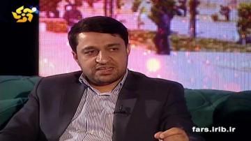 دکتر بذرافشان مدیر کل کمیته ی امداد امام خمینی