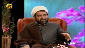 حجت الاسلام و المسلمین شهاب مرادی در برنامه خوشاشیراز