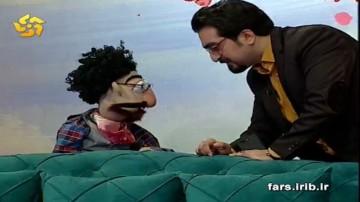 طنز اصغرآقو با موضوع زیرآب زنی قسمت دوم
