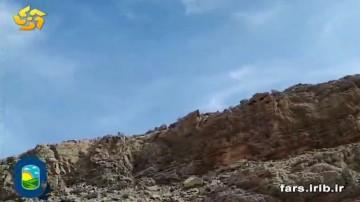 آیتم اکسیژن ، منطقه کهکران از توابع کامفیروز 121 کیلومتری غرب شیراز