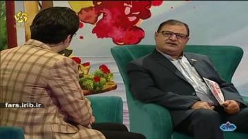 گفتگوی آقای دلشاد جانباز و ایثارگر