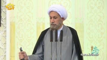 نماز جمعه 4 خرداد