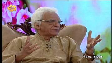 بخش اول گفتگو با  کیومرث پور احمد