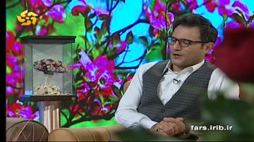 گفتگو با  سپیده مرادپور