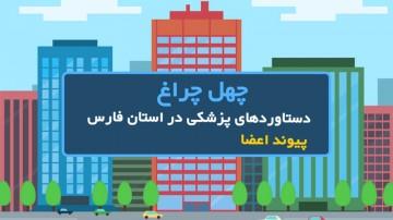 پیوند اعضا در شیراز