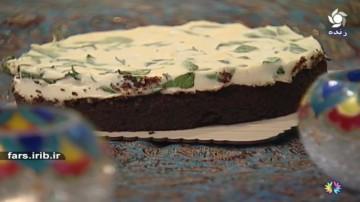 چیز کیک سبزیجات