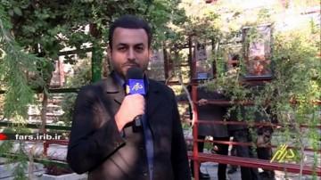 تجلیل از مقام والای شهیدان به مناسبت هفته دولت
