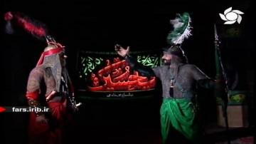 تعزیه علمدار