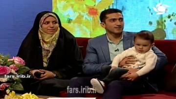 سعید رضا کیخا و خانواده