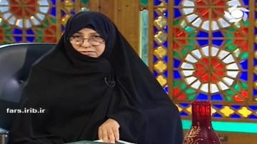خواهر چهار شهید