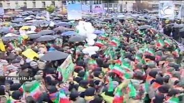 سرود دانش آموزی 1357 نفری راهپیمایی 22 بهمن