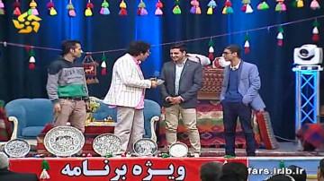 مسابقه طنز خوانندگی با حضور جوانان ایل عرب خمسه