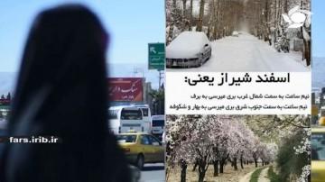 از طاووس شیراز تا محمد صلاح ایرانی