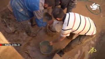 حضور سپاه و بسج در امداد رسانی در سیل شیراز