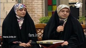 حافظان و قاریان قرآن