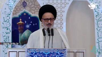 نماز جمعه 25 خرداد